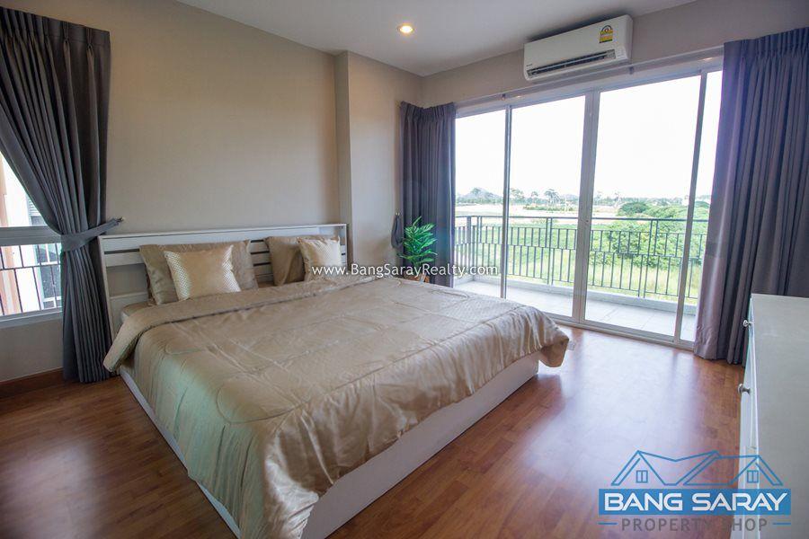 One Bedroom Condo For Rent In Bang Saray Corner Unit 1 Bedroom Condo For Rent In Bang Saray Na Jomtien Bang Saray Property Shop